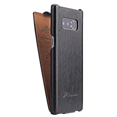 Vertical Flip Cover Samsung Note 8