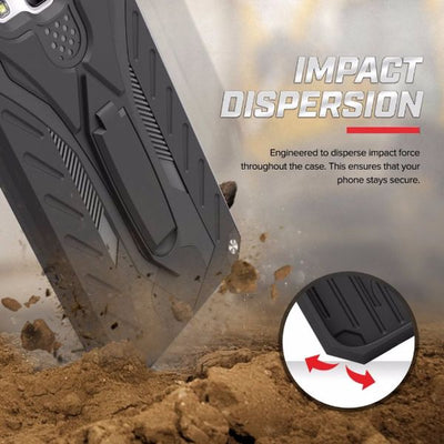 Shockproof Impact Armor Case For Samsung S8/S9