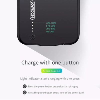 iPhone X Audio jack Battery Case