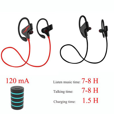 Soft Ear Clipped Wireless Earphone