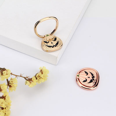Halloween Pumpkin Personality Buckle Finger Ring