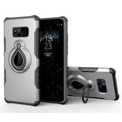 Hard Armor 360 Ring Samsung S8 Case