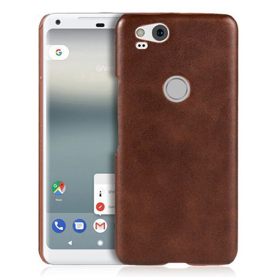 Hard Vintage Back Cover For Google Pixel 2