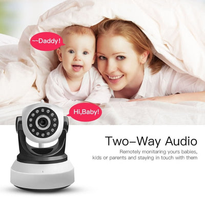 Home Surveillance Wireless Security IP Camera
