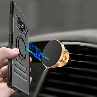 Hybrid Rugged Armor Case For Note 9