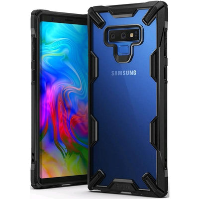 Hybrid Transparent Samsung Note 9 Case