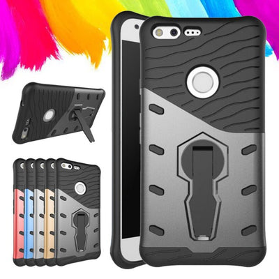 Kickstand Armor Case For Google pixel