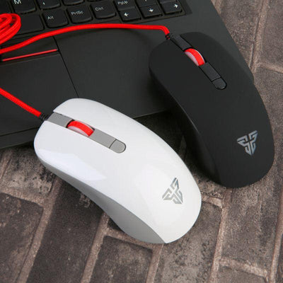 LED Optical USB Wired Gaming Mouse - thevallleyshop