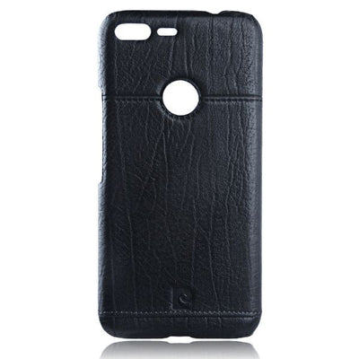 Leather Back Cover For Google Pixel