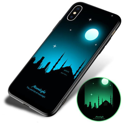 Luminous 3D iPhone X case