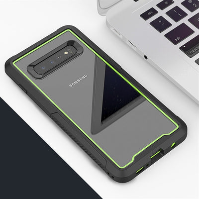 Luxury Slim Hydrid Shockproof Case for Samsung S10/S10 Plus/S10 E