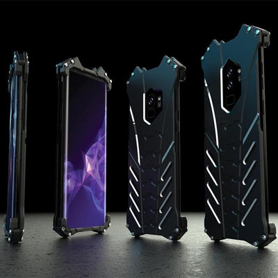 Luxury Armor Metal Case for Samsung S8 & S9