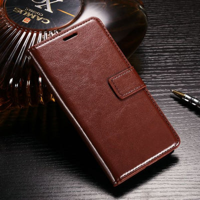 Luxury Leather Google pixel Wallet Cover