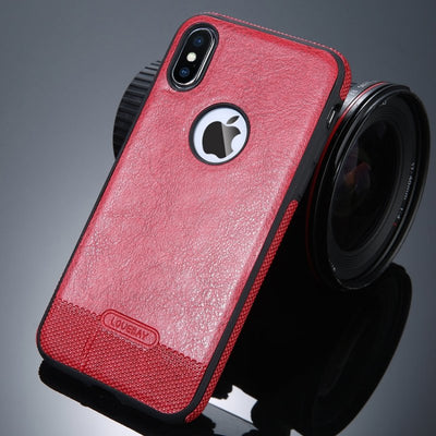 Luxury PU Leather Case For iPhone