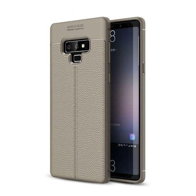 Business Vintage Leather Case For Samsung Note 9
