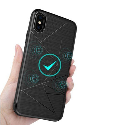 Magnetic Wireless Receiver Case IPhone X