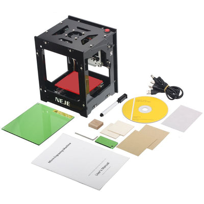 Mini Laser Cutter Printer Engraver Machine
