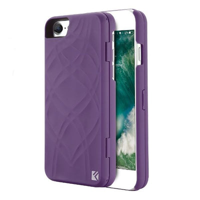 Mirror Card Holding Protective IPhone 6/7/8  Case