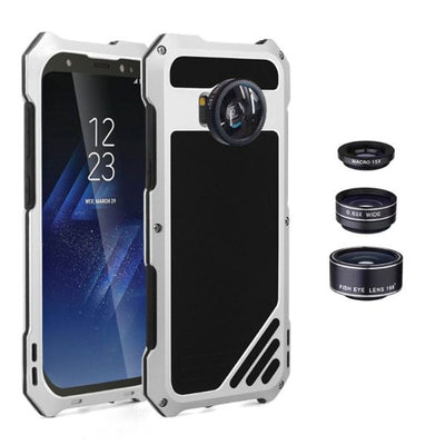 Multi Lens Armor Case For Galaxy S8