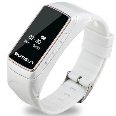 New Heart Rate Checking Pedometer Smart Watch For IOS Android