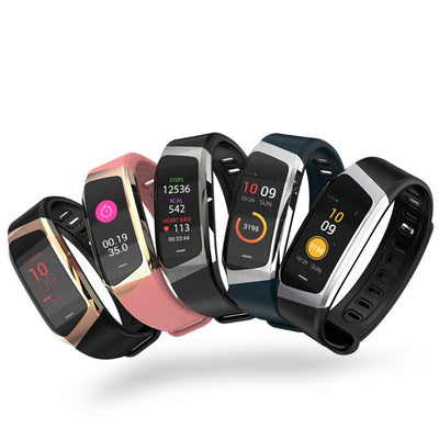 New Smart Band Color ip67 Waterproof Blood Pressure Oxygen Heart Rate Monitor