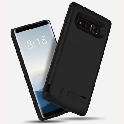 Note 8 6500 mAh Battery Charger Case