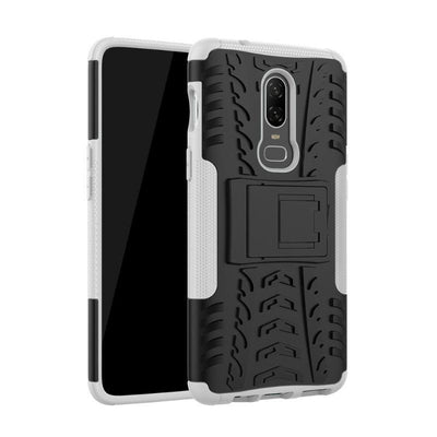 Oneplus 6 Extremely Protective Armor Bumper Case