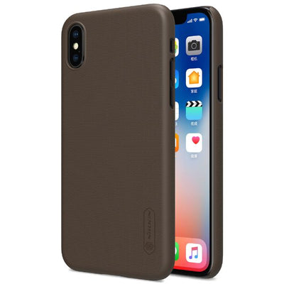 Optical Hard Frosted iPhone X case