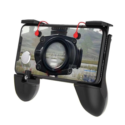 PUBG Mobile FPS Shooting Trigger