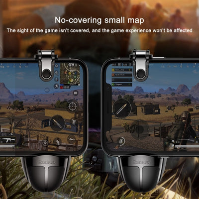 PUBG Mobile Phone Game Trigger Fire Button