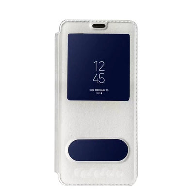 PU Flip Leather Samsung S9 Cover