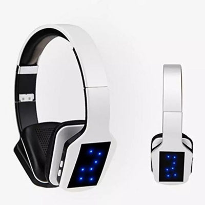 Portable Cool Bass Booster Wireless Headphone