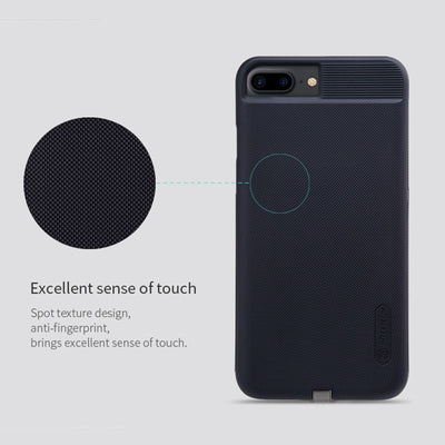 Qi Wireless Charger Case With Free Wireless Charger