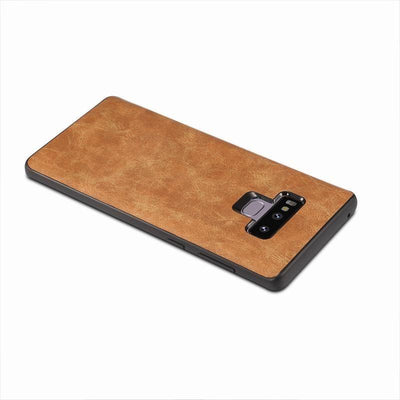 Leather Vintage Cover For Samsung Note 9