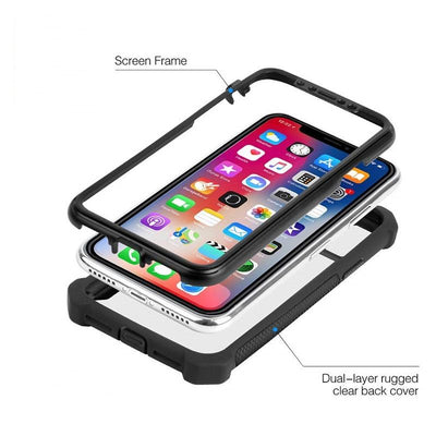 Cherry Series - Shockproof Armor Slim iPhone XR Case