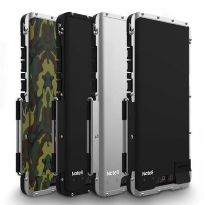 360 Protection Armor King Case + FREE WIRELESS CHARGER