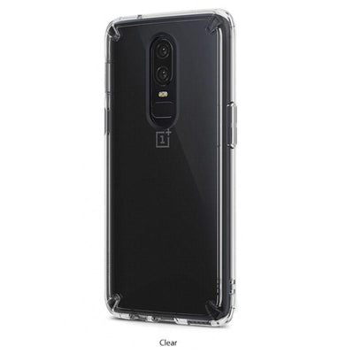 Shockproof Oneplus 6 Double Layer Cover