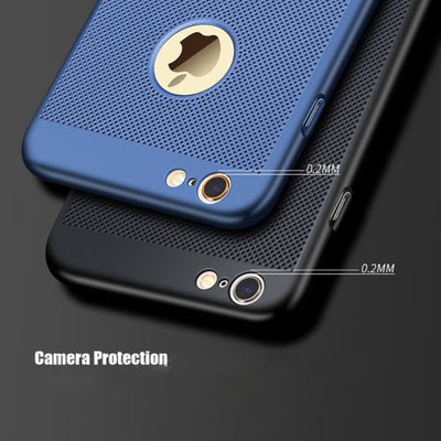 iPhone Heat Dissipation Phone Case