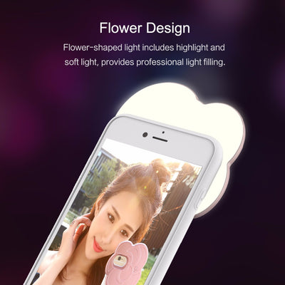 Flower Flash IPhone Cover