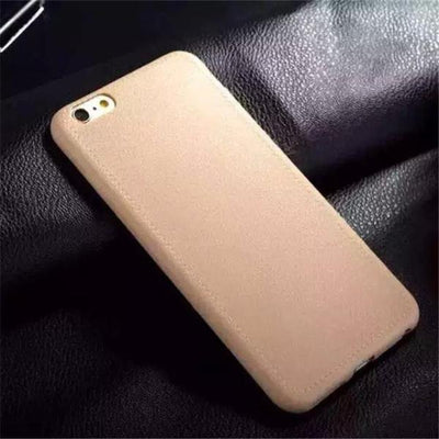 Rubber Leather iPhone 6 Case