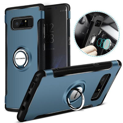Smart Magnetic Case For Note 8