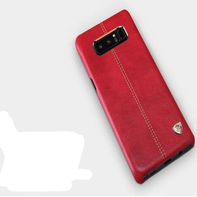 """Vintage PU Leather Samsung Note 8 Case """