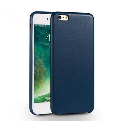 Classic Leather Thin Case iPhone 8
