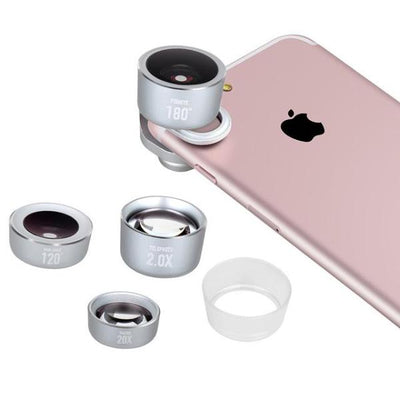 4 in 1 Professional Phone Lens