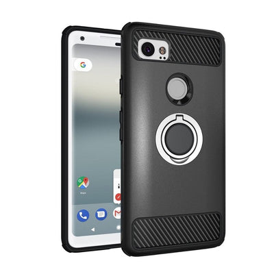 Dual 360 Ring Case for Google Pixel 2