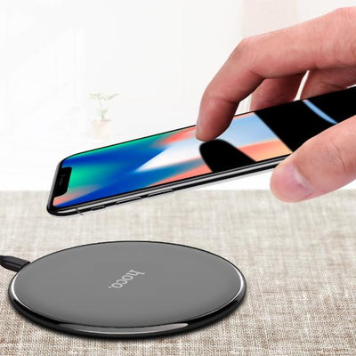 Light universal wireless charger