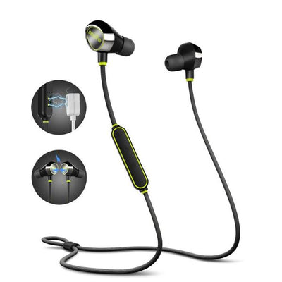 Magnetic Suction Charging Earphones