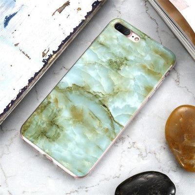 Decorative Marble Case for IPhone