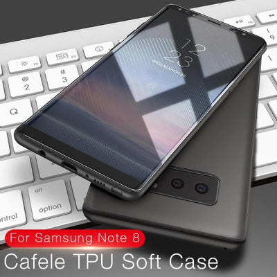 TPU Soft Case For Samsung Note 8