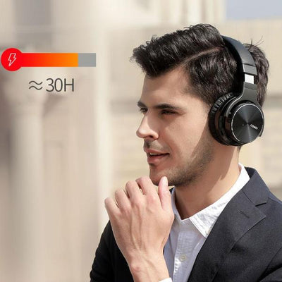 Active Noise Reduction Headphones